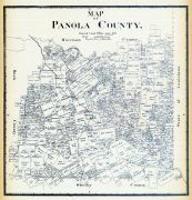 Panola County 1897 Panola County 1897 Texas  map online